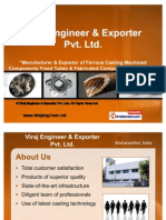 Viraj Engineer & Exporter Pvt. Ltd. Maharashtra India
