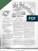 The Bible Standard April 1883