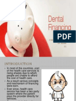 Finance in Dental Care
