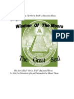 32912579 Truth About the Great Seal a Moorish Hoax