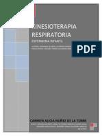 Kinesioterapia Respiratoria 2011..