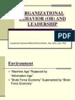 1 - OB & Leadership - Intro