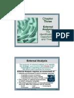 SM3 External Analysis