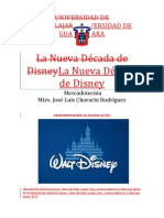 La Nueva Década de Disney