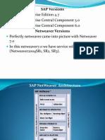 Netweaver Presentation
