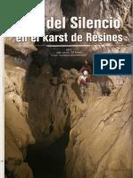 Subterranea nº 18; Red del Silencio