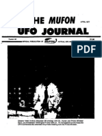MUFON UFO Journal - April 1977