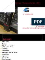 4G slides