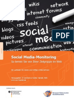 Social Media Monitoring_Leitfaden