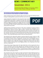 PDC Monthly News Commentary - November 2011 (Eng)