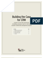Building Business Case for CRM