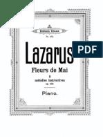261591 MaiBlumen Clavierstucke Op 152 Gustav Lazarus