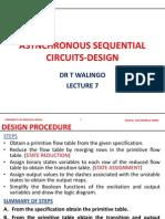 Enel3de a Syncronous Sequential Design