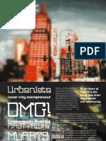 """""""Urbanista"""" Typeface"""