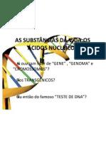 AS SUBSTÂNCIAS DA VIDA2