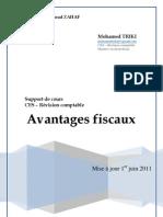 Avantages Fiscaux 2011(Mohamed TRIKI)