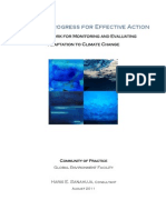 GEF Final Draft Study on Frameworks for Adaptation (Haris Sanahuja)