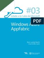 Súbete a La Nube de Microsoft - Parte 3