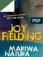 Fielding Joy - Martwa Natura