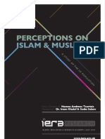 iERA Non Muslim Perceptions on Islam and Muslims Research Report