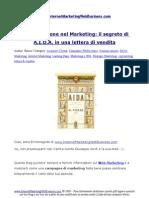 Comunicazione Nel Marketing Il Segreto Di Aida in Una Lettera Di Vendita