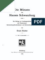 Die Münzen des Hauses Schwarzburg