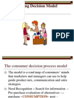 Buying Decision Model