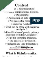 z-Bioinformatics