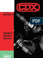 CDX Catalogue