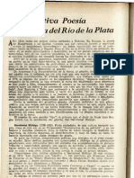 0 - 88-La primitiva poesía gauchesca del Río de la Plata
