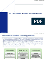 CA - A Complete Business Solution Provider