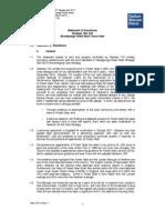 Core Strategy Examination Statement Obsidian