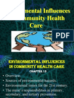 Environmental Influences in Community Health Care (2)