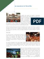 Principais festas populares do Maranhão
