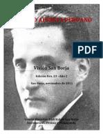 Boletín Visión San Borja 023 - 2011