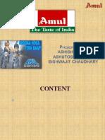Amul India Ltd