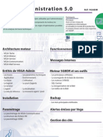 Formation VEGA Administration