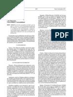 BOC 238 de 2 diciembre 2011  ORDEN de 24 de noviembre de 2011, por la que se convoca, en la Comunidad Autónoma de Canarias, el procedimiento de evaluación y acreditación de determinadas competencias profesionales