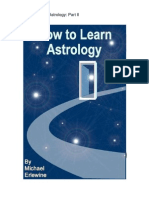 How to Learn Astrology 2