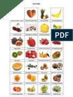 Les Fruits Traduction