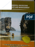 Environmental Protection and Maintenance Management