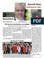 20111202 Newsletter Dezember I
