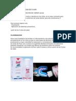 Aplicaciones Topicas de Fluor