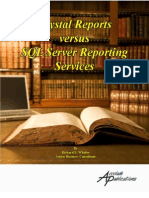 Crystal Reports vs SSRS