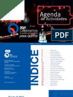 Agenda Fiestas 2011