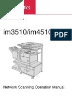 Im3510 4510 Network Scan