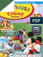 Revista Playhouse Disney 1