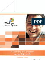 Guida Licensing Prodotti Server[1]