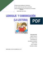 Informe Lenguaje y Comunicacion.4