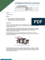 Práctica 1 - Informe de pilas y baterias